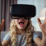 niña en realidad virtual con desensibilización sistemática