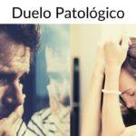 Hombre y mujer en Duelo Patológico