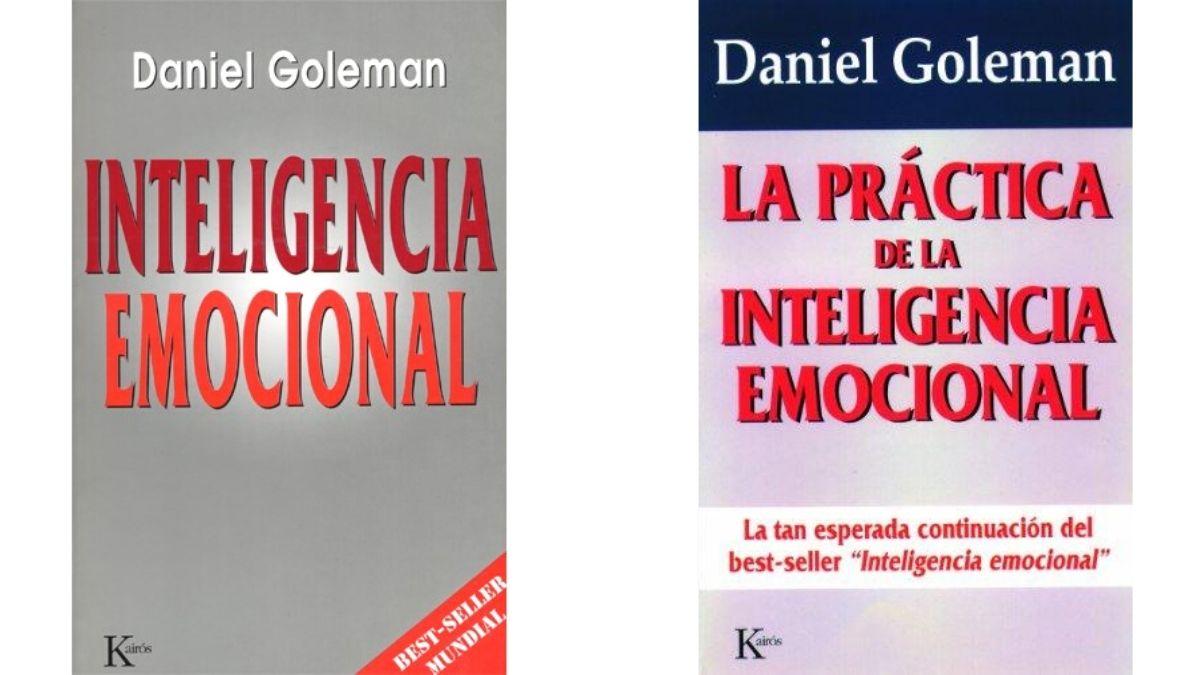 libros de Inteligencia emocional de daniel goleman