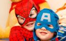 Terapia de juego - Niños disfrazados