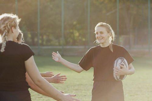 Rugby, violencia y masculinidades - Jugadoras de rugby femenino