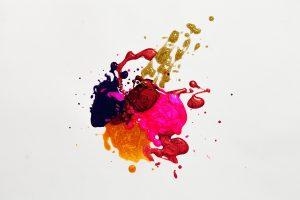 Psicología del color - Manchas