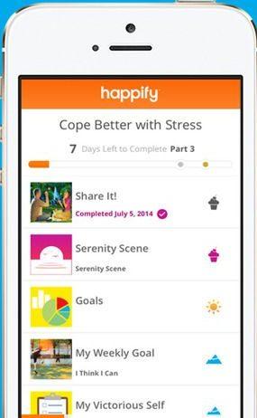 app para la ansiedad happify