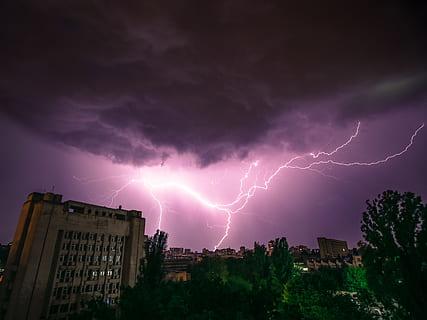 tormenta que da miedo