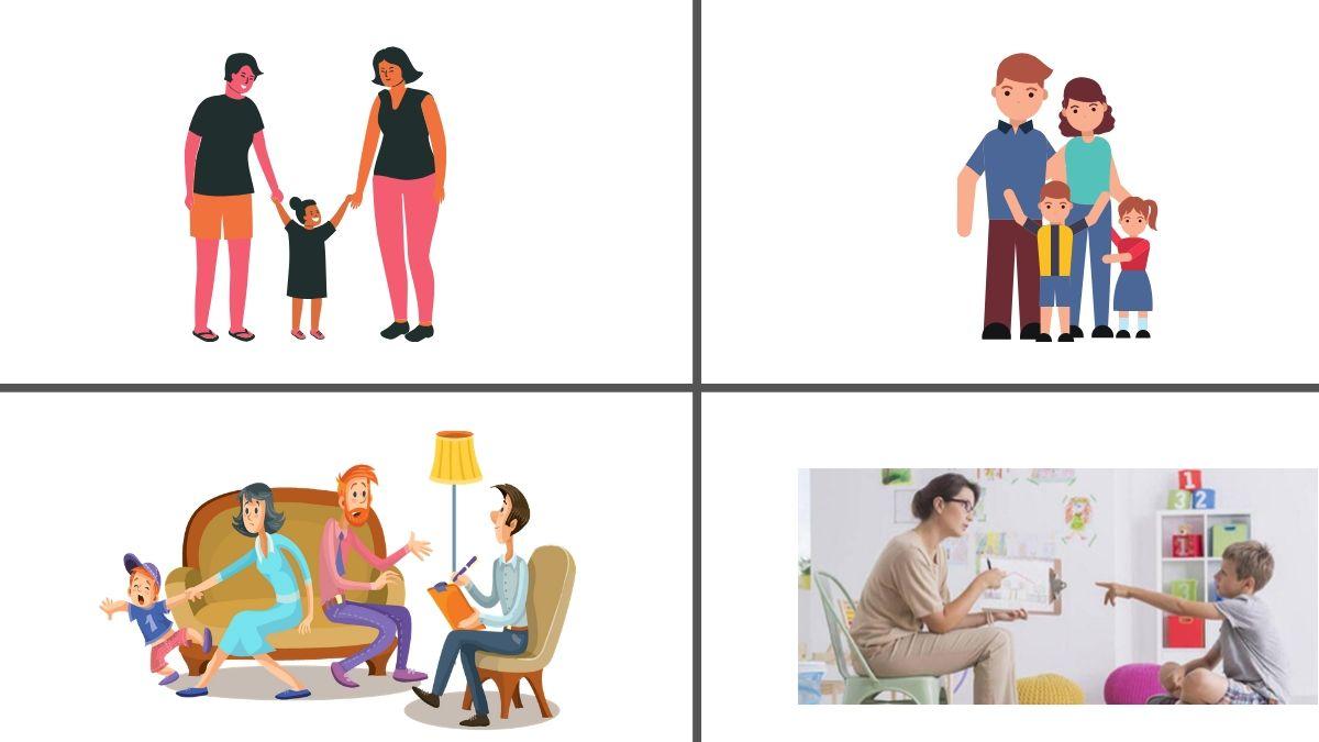 familia en la terapia infantil