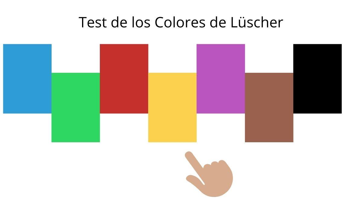 test de colores luscher