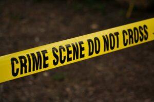 cinta escena crimen